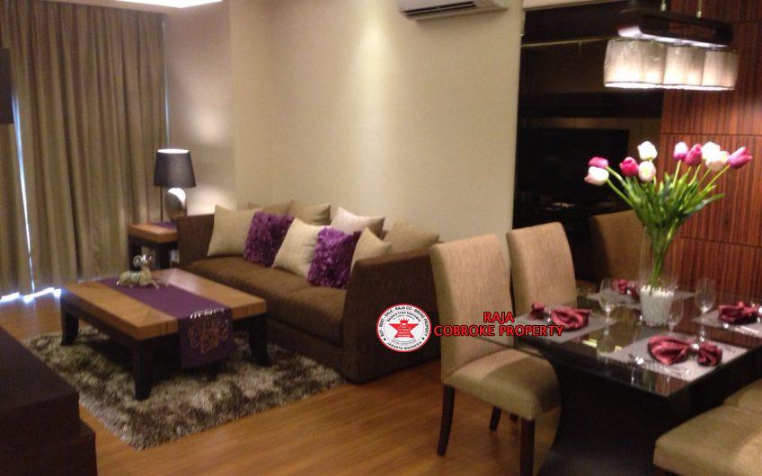 Dijual apartemen denpasar residence 2 br posisi tersewa antik cantik mewah