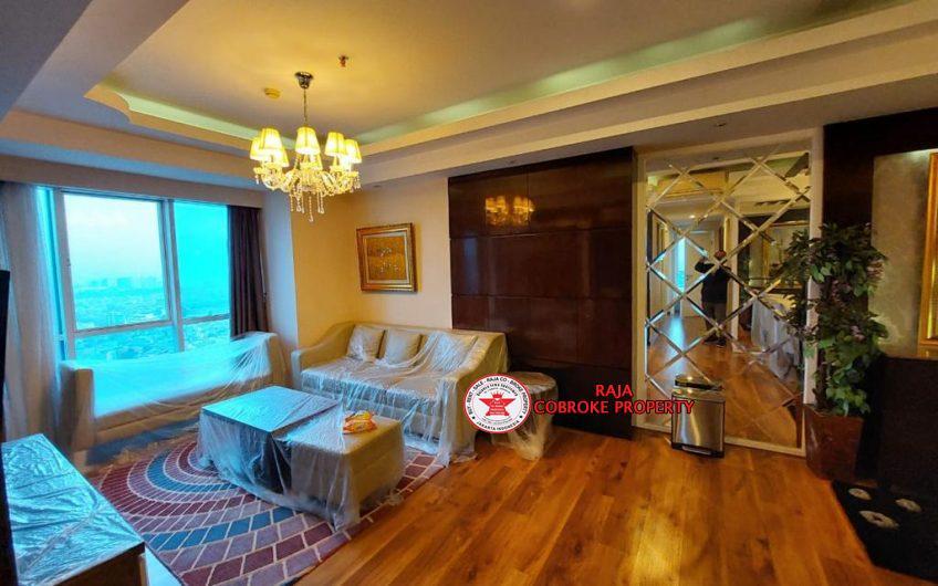 Dijual Disewakan 3BR Big  Size CasaGrande Residence Langka Meriah