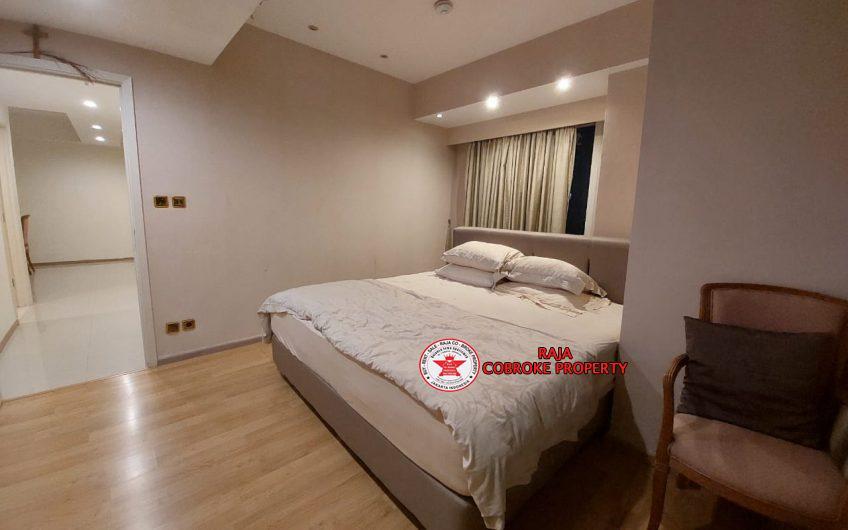 2BR modif 117 Dari 3BR Apartemen CasaGrande Residence