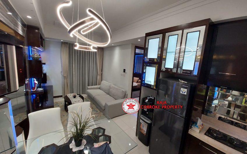 2BR Apartemen CasaGrande view Waterpark super