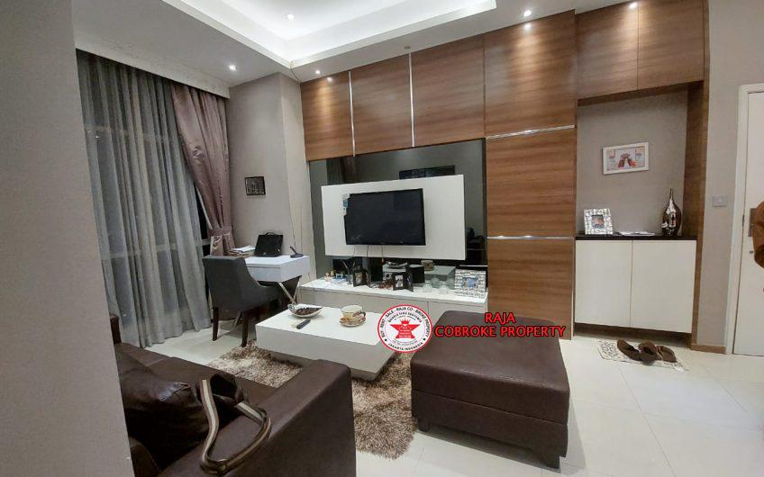 3BR CasaGrande Residence Phase 1 disewakan